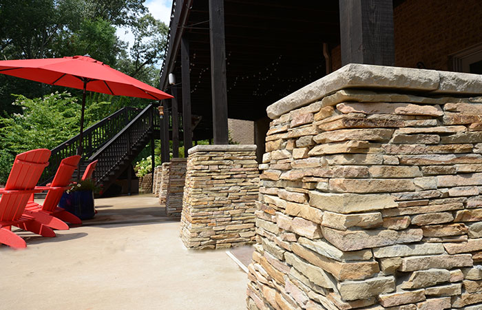 Fieldstone French Mill Stone